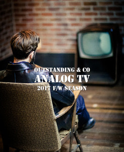 17FW 'ANALOG TV' LOOKBOOK