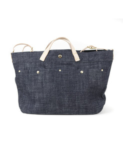 SELVEDGE DENIM BAG[INDIGO]