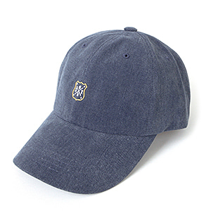 PIGMENT BALL CAP [NAVY]