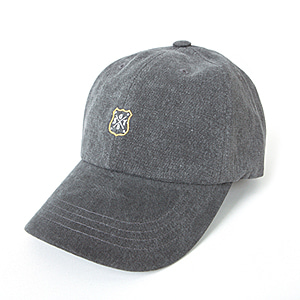 PIGMENT BALL CAP [BLACK]