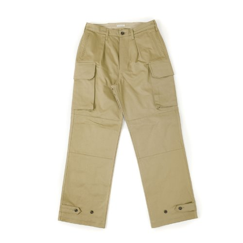 FRENCH M47 CARGO PANTS[KHAKI]