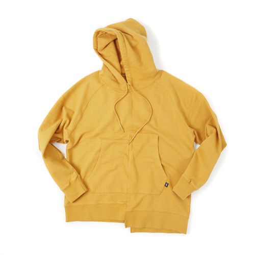 HEAVY WEIGHT CUTTING PARKA[MUSTARD] 아웃스탠딩 컴퍼니HEAVY WEIGHT CUTTING PARKA[MUSTARD]