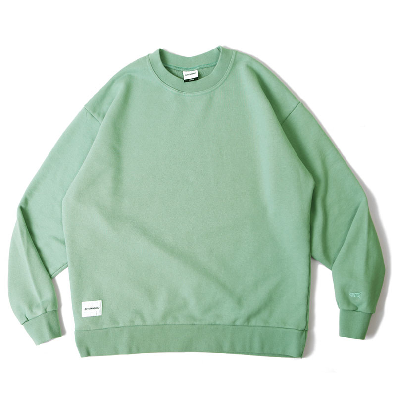 BLANK SWEAT SHIRT [MINT]