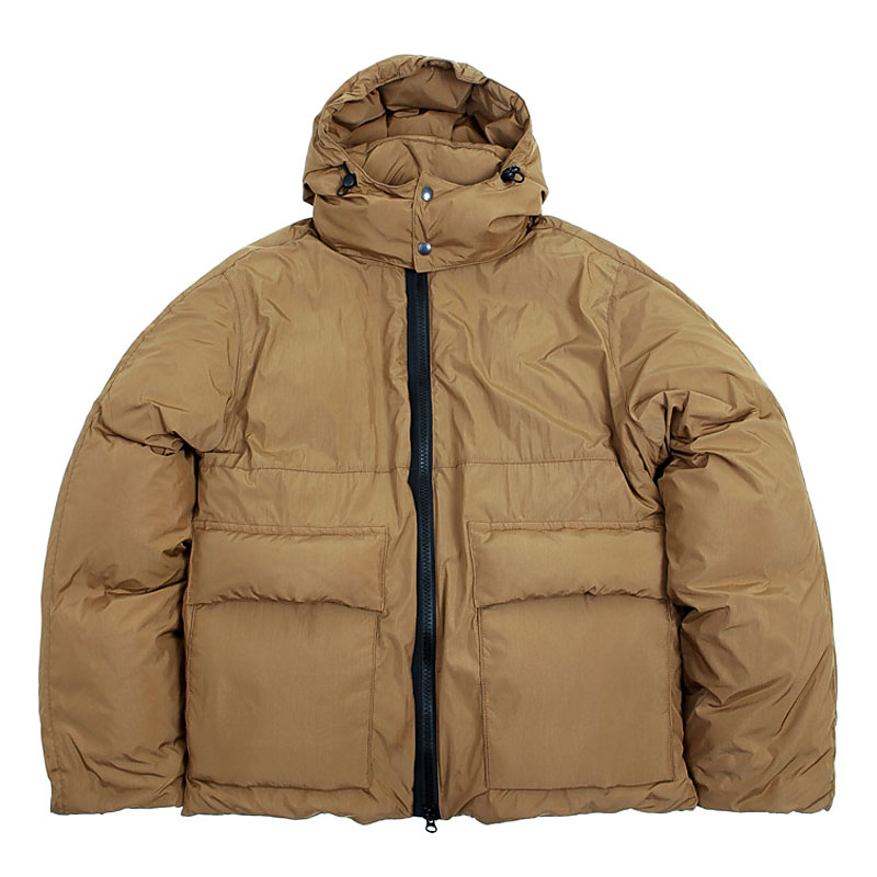 MOUNTAIN GOOSE DOWN PARKA [BEIGE]