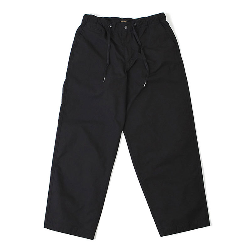 20SS RIP STRING PANTS [BLACK]