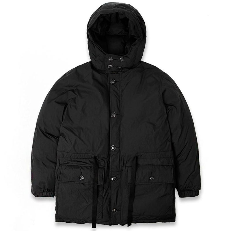 19FW EXPEDITION GOOSE DOWN PARKA [BLACK]