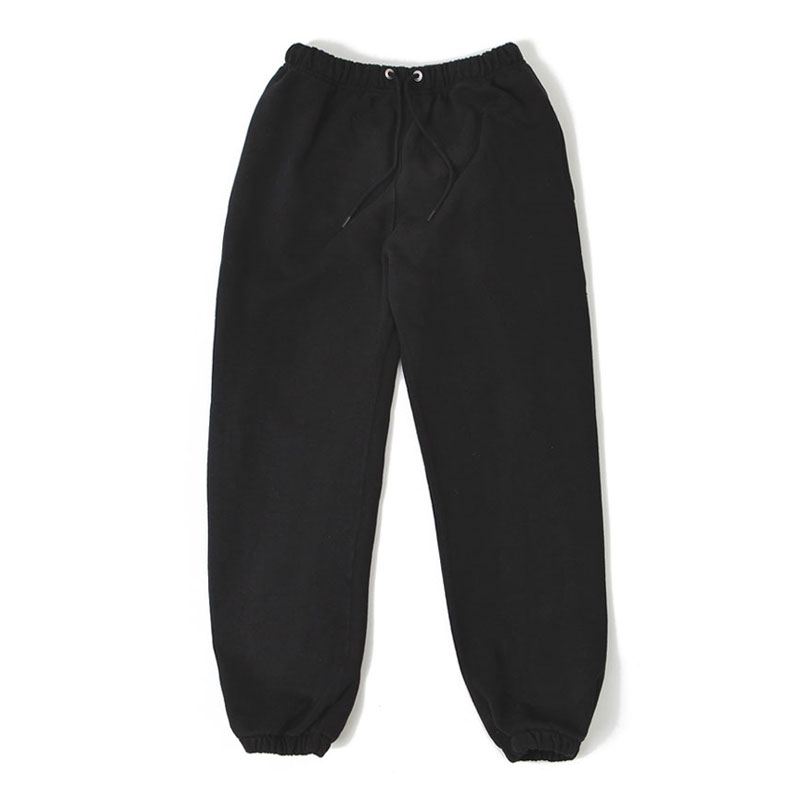 BLANK SWEAT PANTS[BLACK]