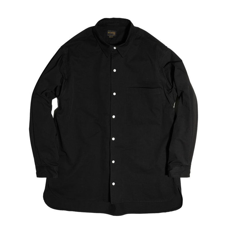 COMFORT FIT SHIRT [BLACK] 아웃스탠딩 컴퍼니COMFORT FIT SHIRT [BLACK]