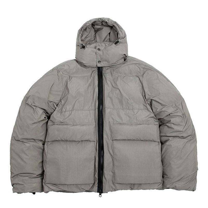 MOUNTAIN GOOSE DOWN PARKA [GRAY]