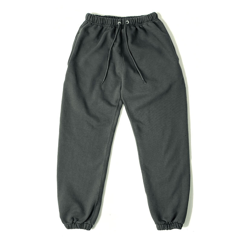 BLANK SWEAT PANTS[CHARCOAL]