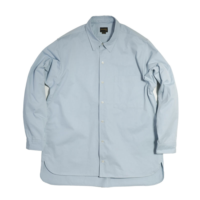 COMFORT FIT SHIRT [SKY BLUE]