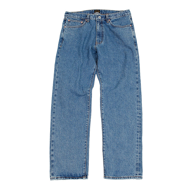 TAPERED WASHING DENIM [LIGHT BLUE]
