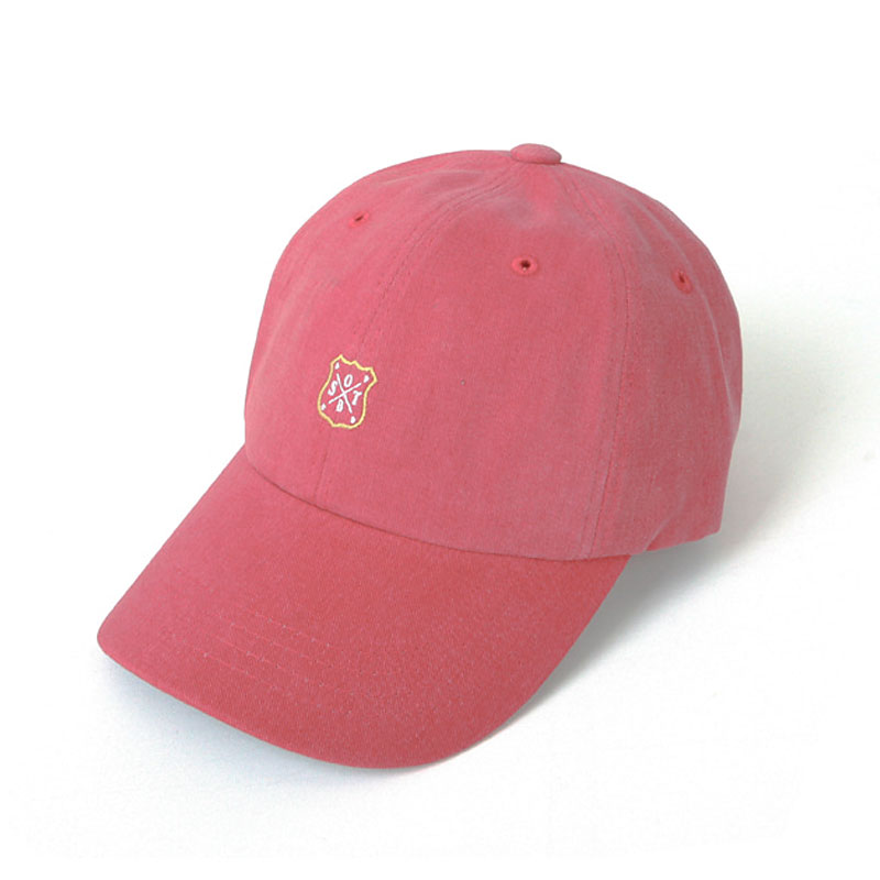 PIGMENT BALL CAP [RED]