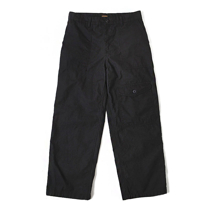 FATIGUE POCKET  PANTS [BLACK]
