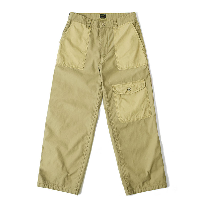 FATIGUE POCKET  PANTS [BEIGE]