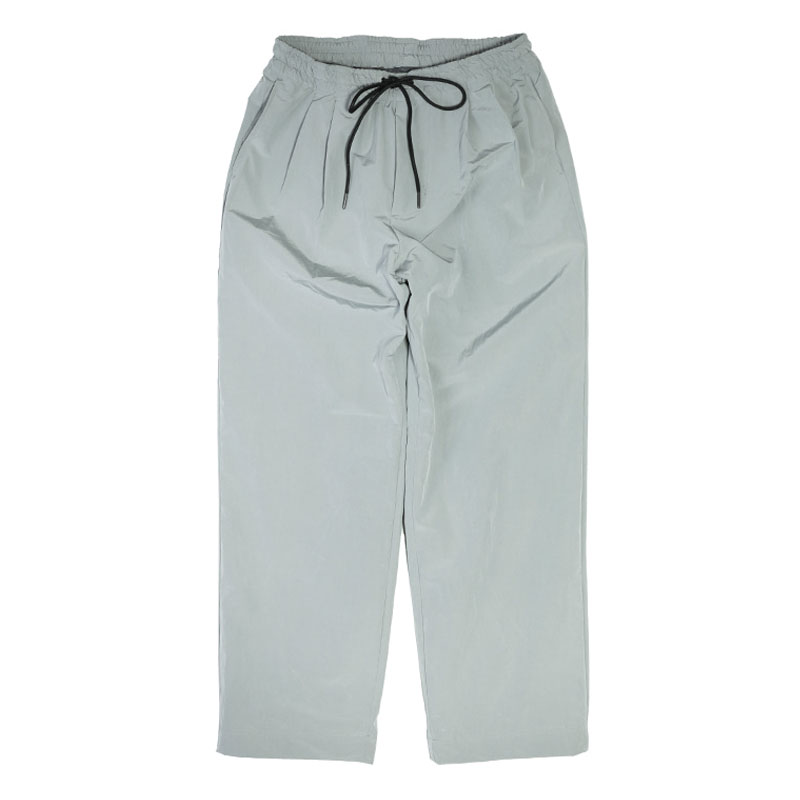 RIP STRING NYLON PANTS [KHAKI GRAY] 아웃스탠딩 컴퍼니RIP STRING NYLON PANTS [KHAKI GRAY]