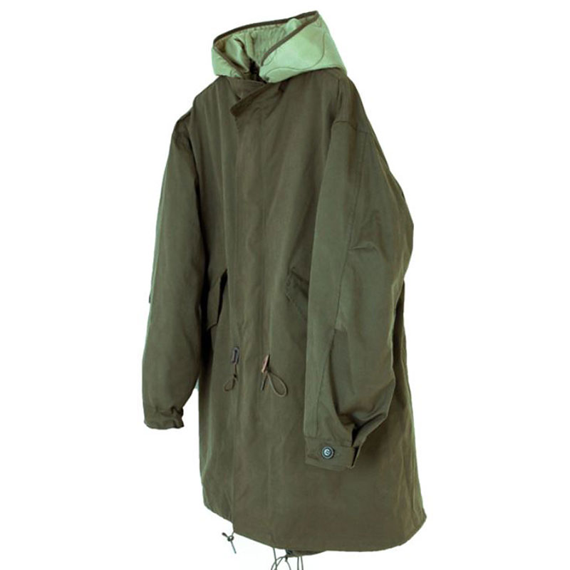 19FW FISHTAIL PARKA [OLIVE GREEN]