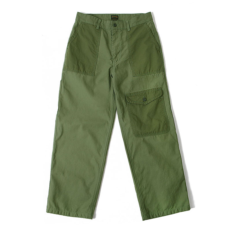 FATIGUE POCKET  PANTS [OLIVE GREEN]