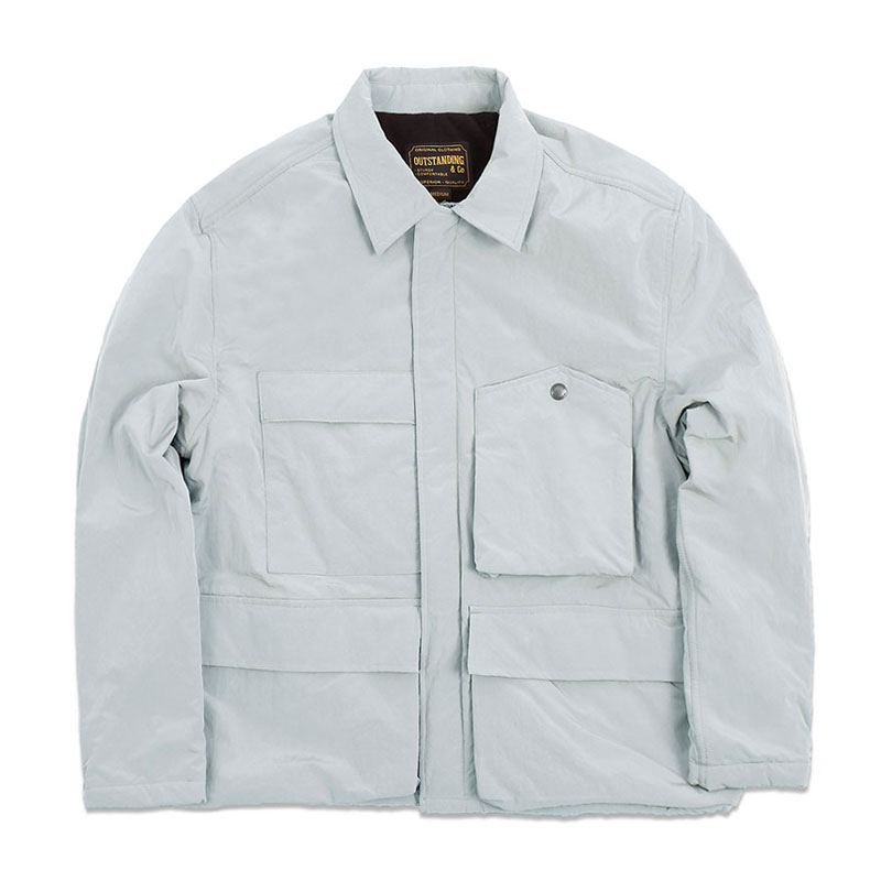 RIP 4 POCKET JACKET [GRAY] 아웃스탠딩 컴퍼니RIP 4 POCKET JACKET [GRAY]