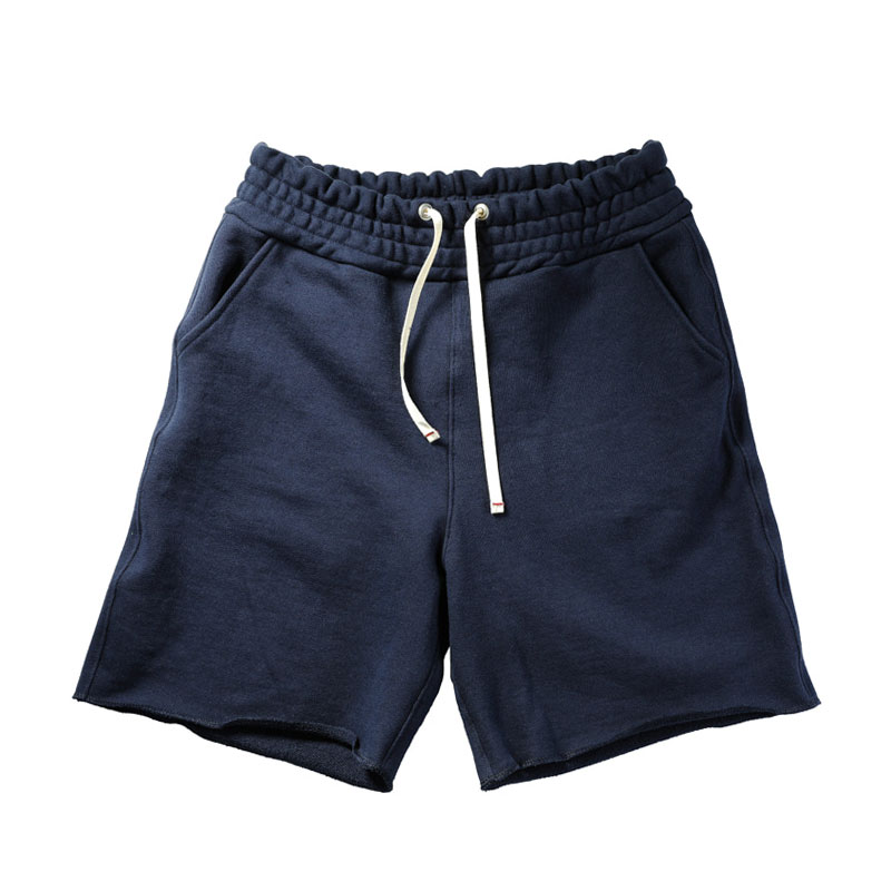 SWEAT SHORT PANTS [NAVY]