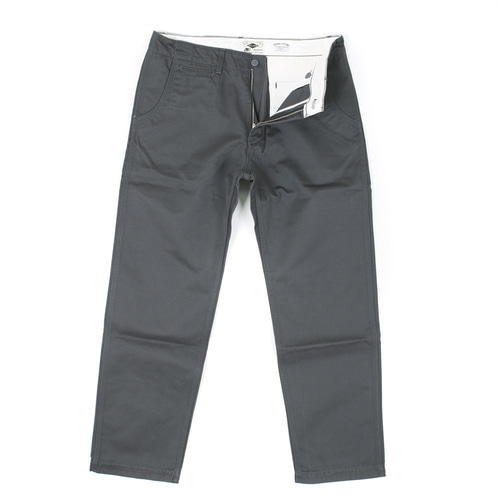 STANDARD CHINO PANTS[CHARCOAL]OUTSTANDING&CO X SIMPLE