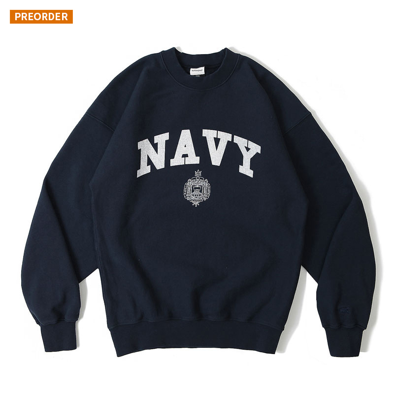 V.S.C SWEAT(NAVY)_NAVY