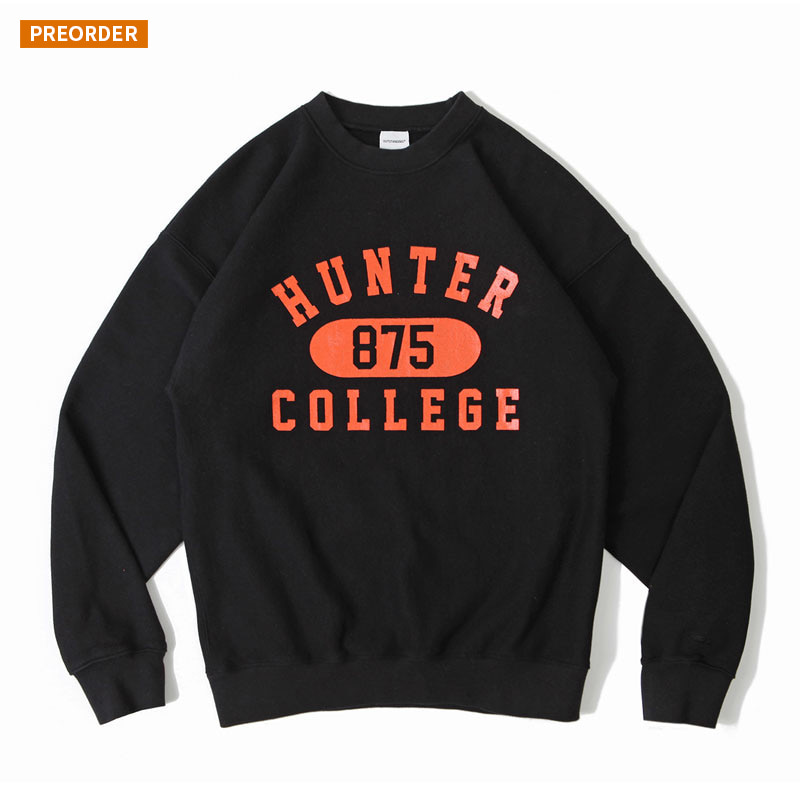 V.S.C SWEAT(HUNTER)_BLACK