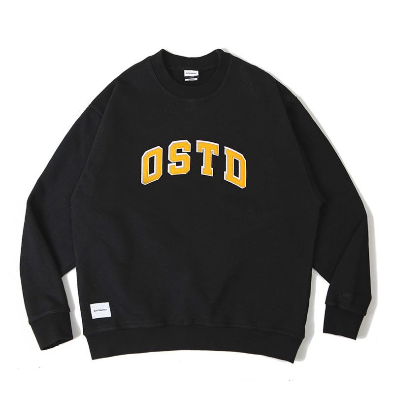 O.S.T.D SWEAT SHIRT [BLACK]