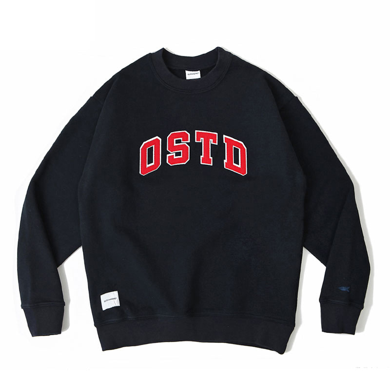 O.S.T.D SWEAT SHIRT [NAVY]