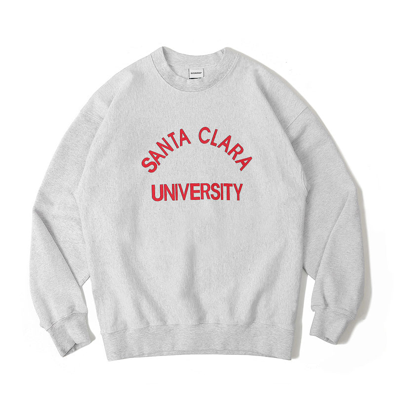 V.S.C SWEAT(SANTA)_1% MELANGE GRAY