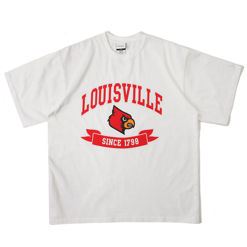 V.O.C TEE_LOUISVILLE_OFF WHITE