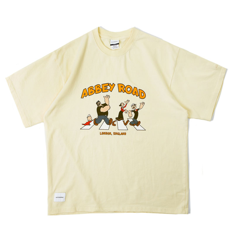 V.O.C TEE_ABBEY ROAD