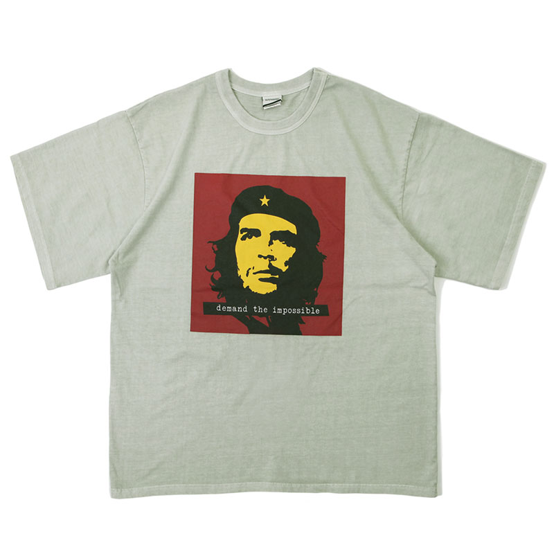 V.O.C TEE_DEMAND_KHAKI GRAY