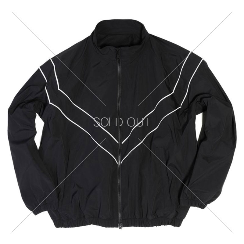 TRAINING NYLON JACKET [BLACK]