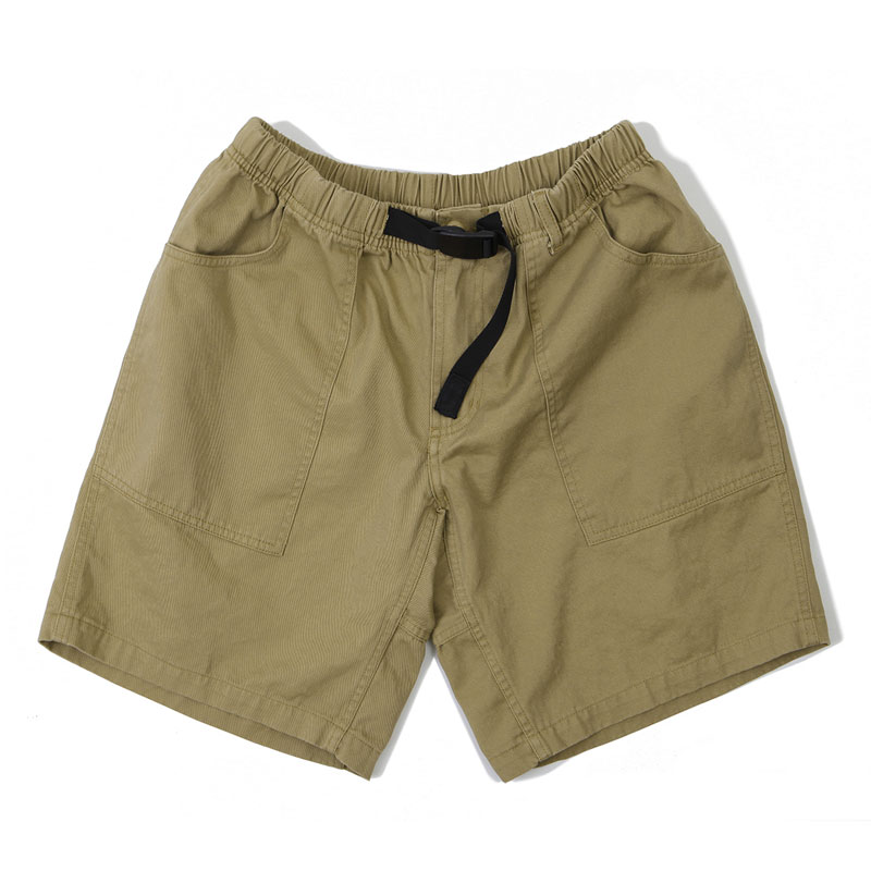 FATIGUE SHORT PANTS_BEIGE
