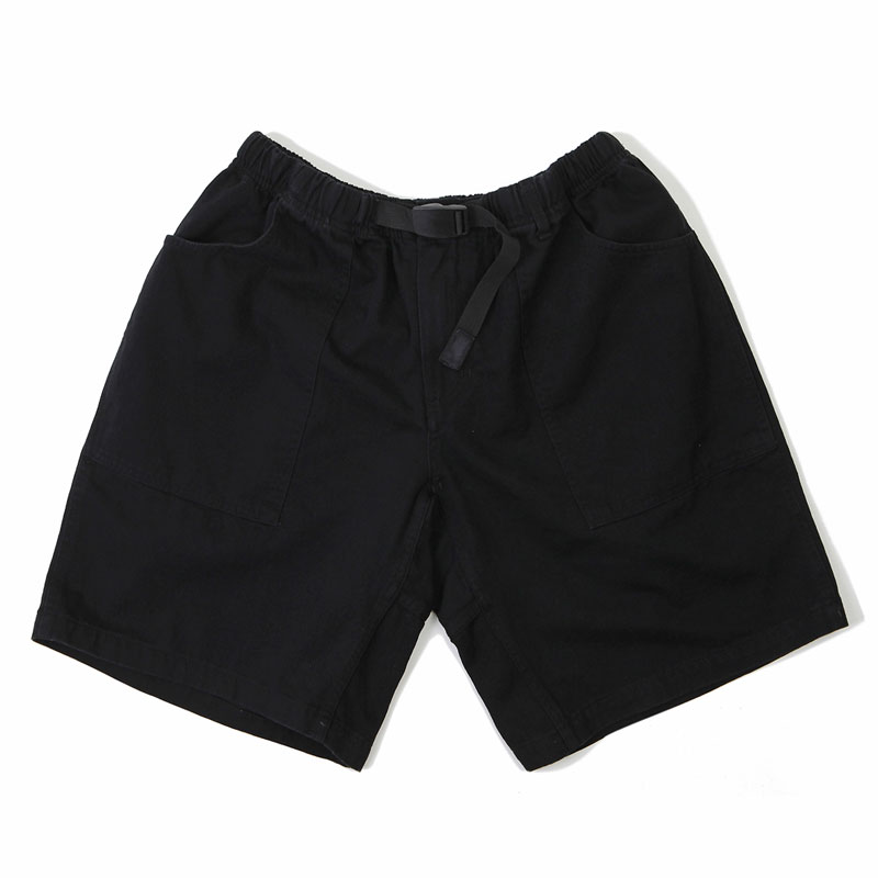 FATIGUE SHORT PANTS_BLACK
