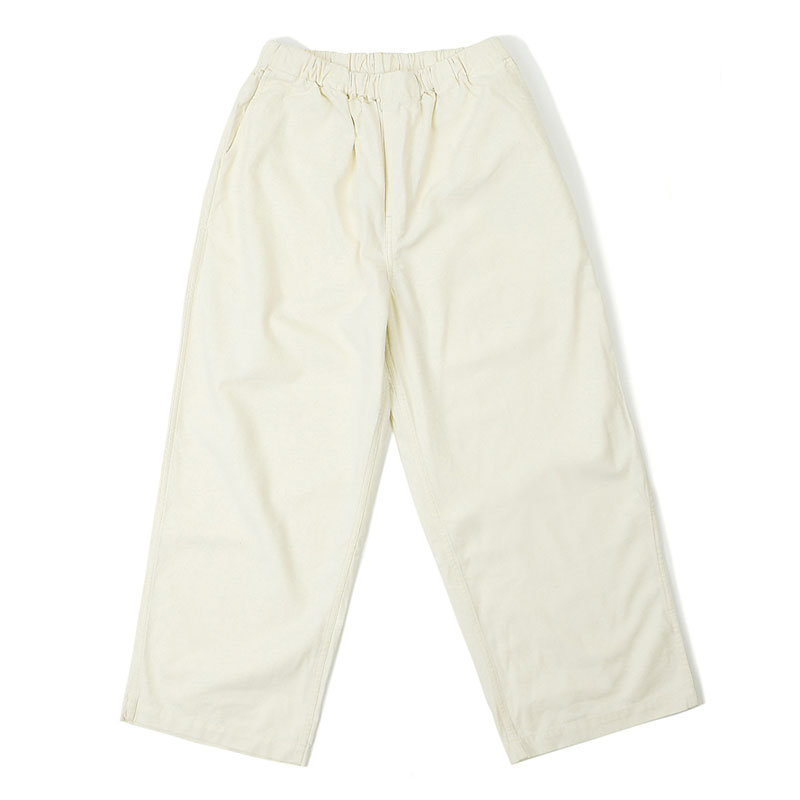 LINEN EASY PANTS_OATMEAL