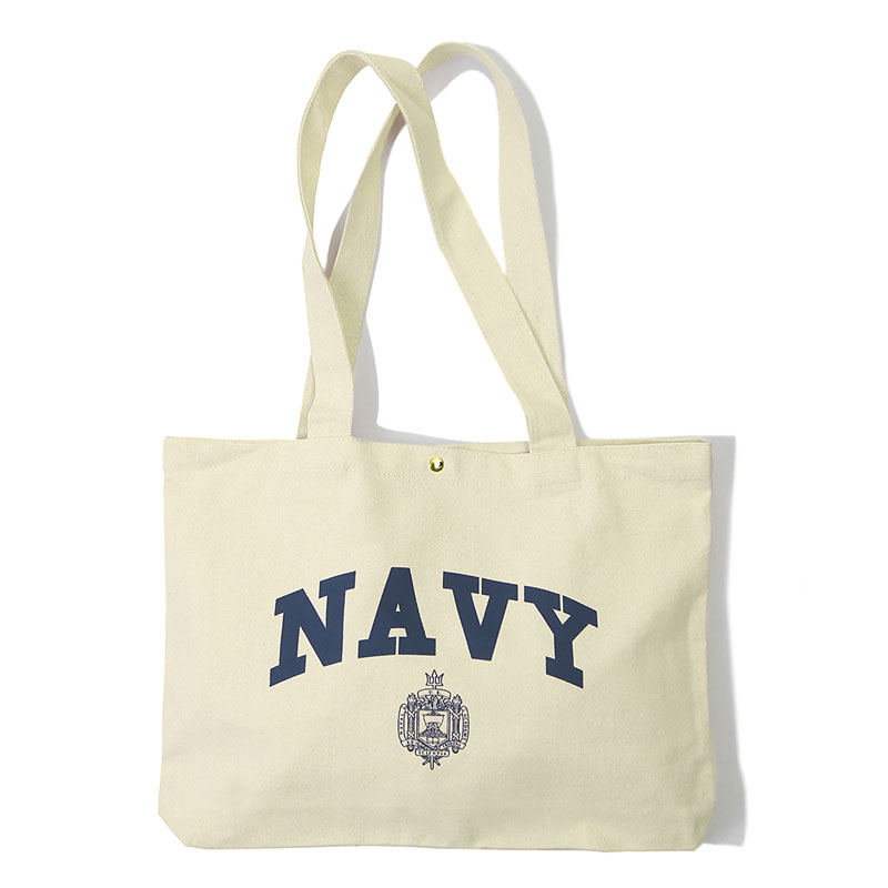 V.O.C COTTON ECO BAG_NAVY