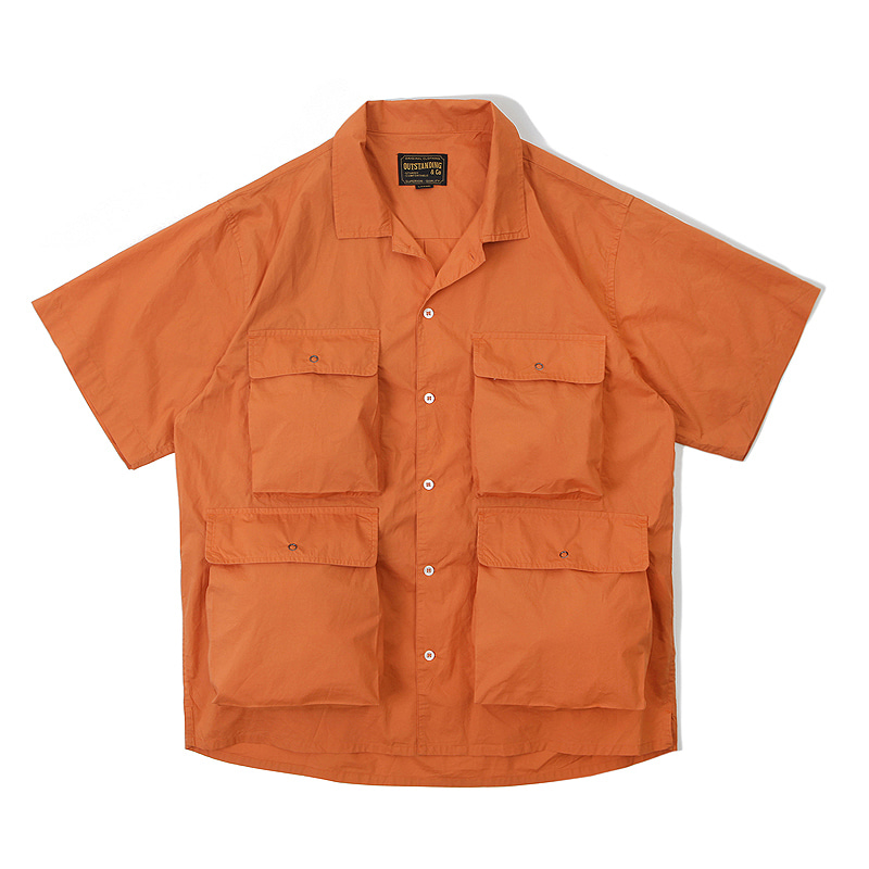 LIBERTY SHIRT_ORANGE
