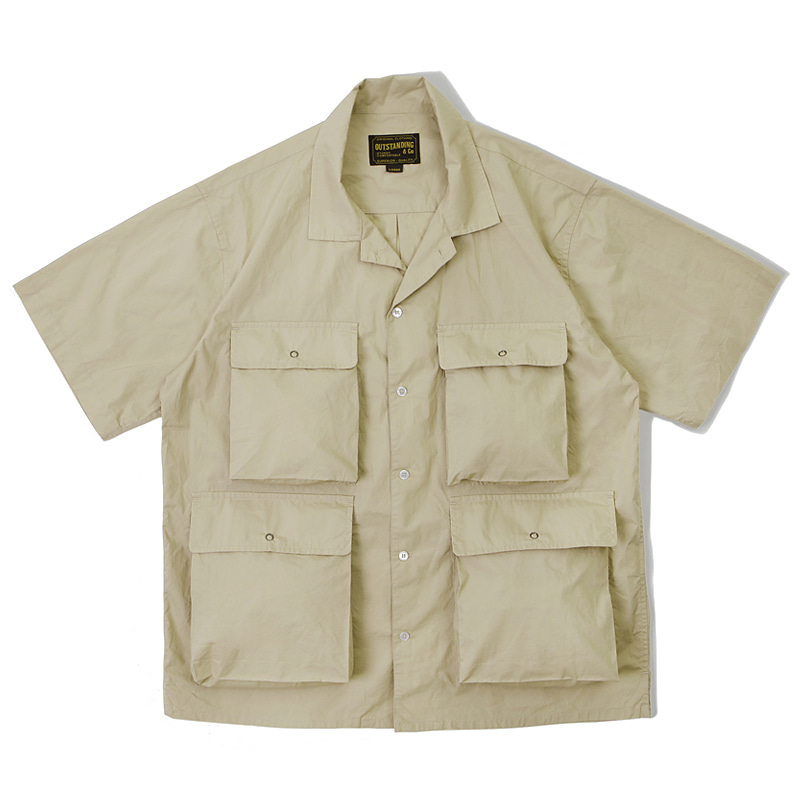 LIBERTY SHIRT_BEIGE