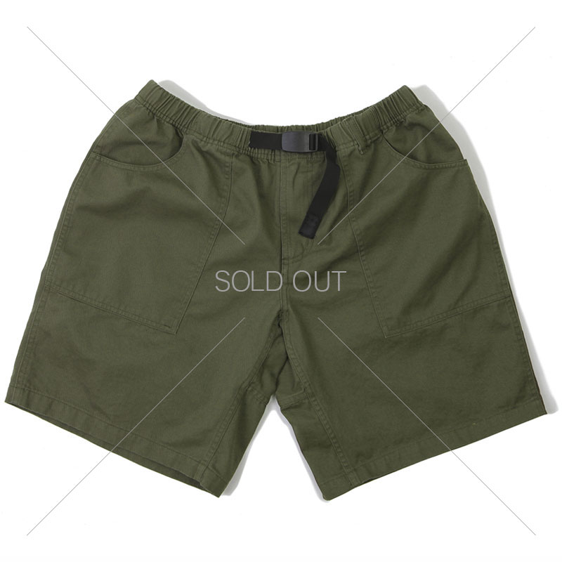FATIGUE SHORT PANTS_KHAKI