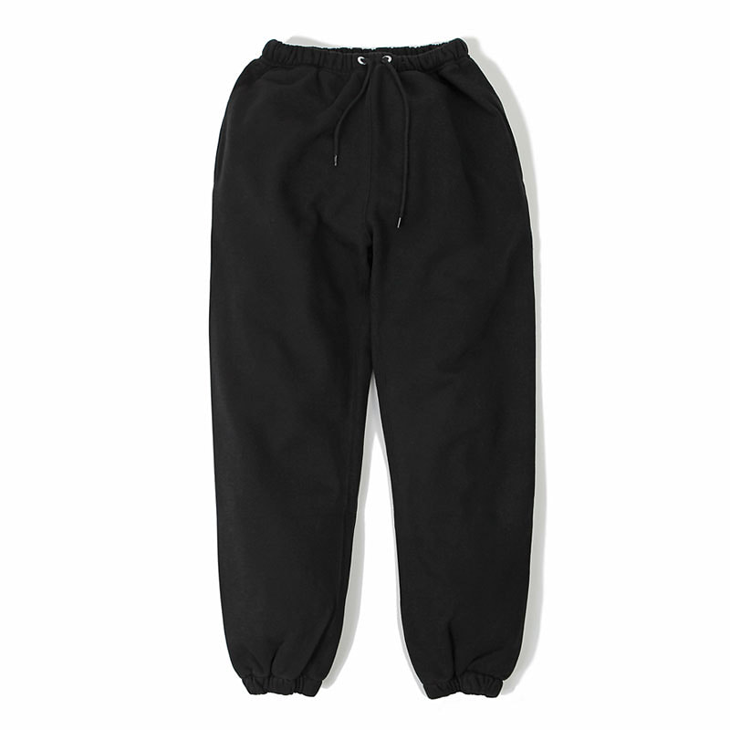 BLANK SWEAT PANTS[BLACK] 아웃스탠딩 컴퍼니BLANK SWEAT PANTS[BLACK]