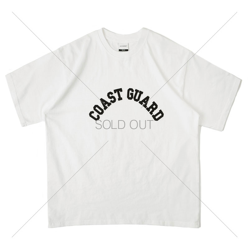 V.O.C TEE_COAST GUARD_OFF WHITE