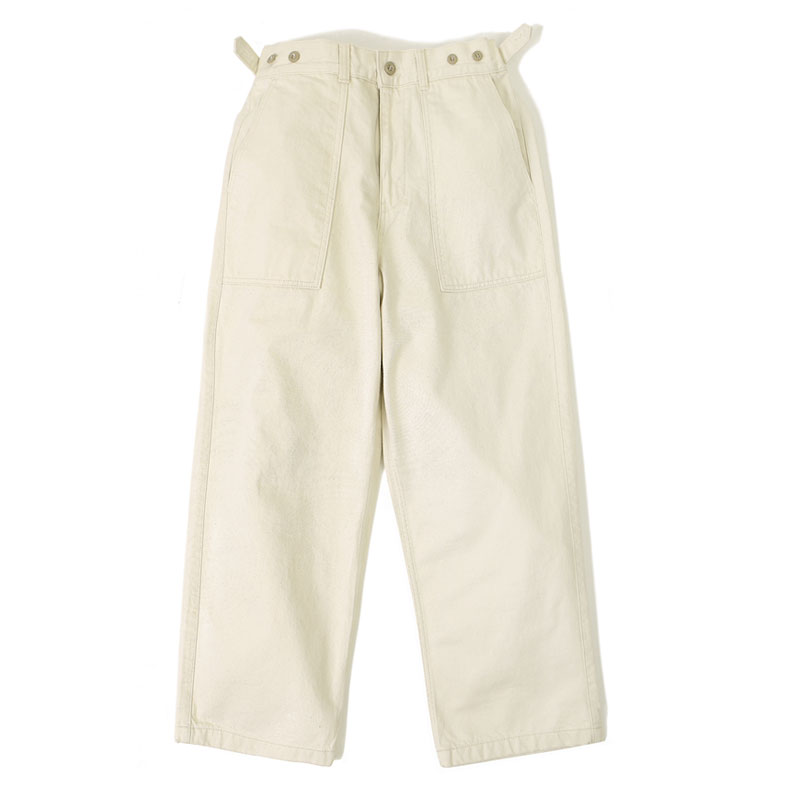 STRING FATIGUE PANTS_OATMEAL