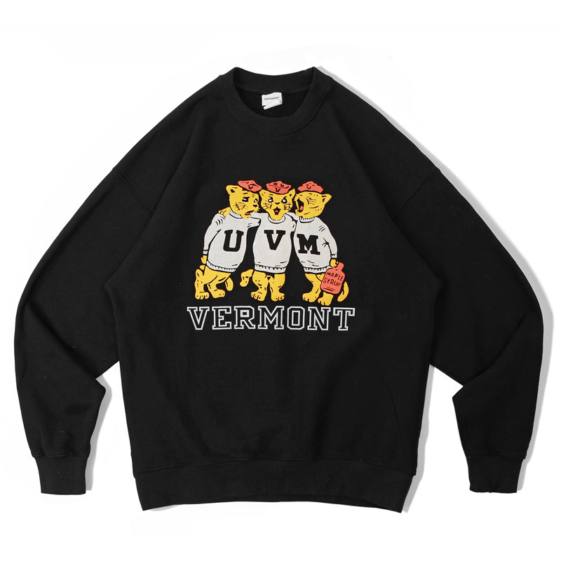 V.S.C SWEAT_U.V.M_BLACK
