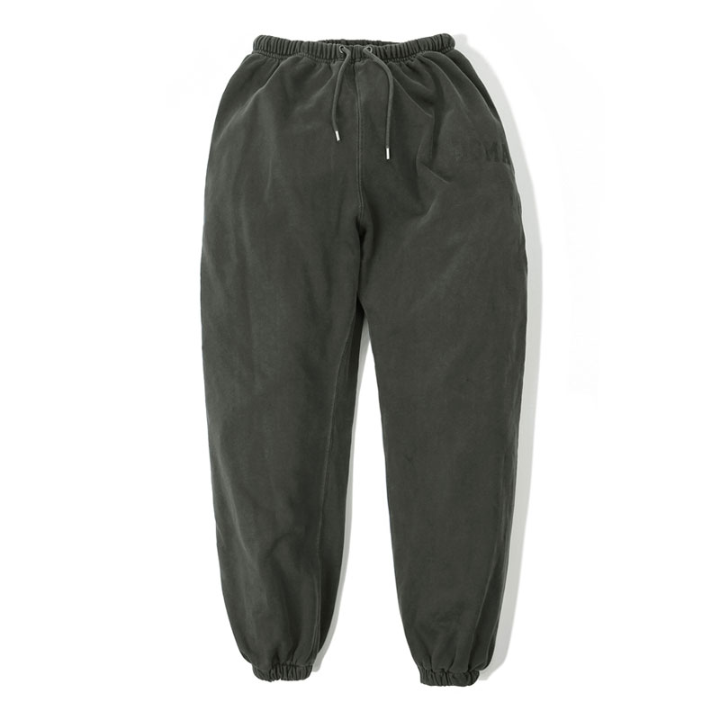 U.S.M.A  SWEAT PANTS_CHARCOAL