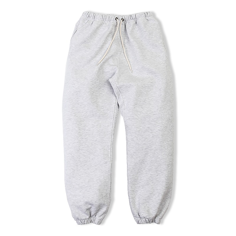 REVERSE HEAVY SWEAT PANTS _1% MEALANGE GRAY