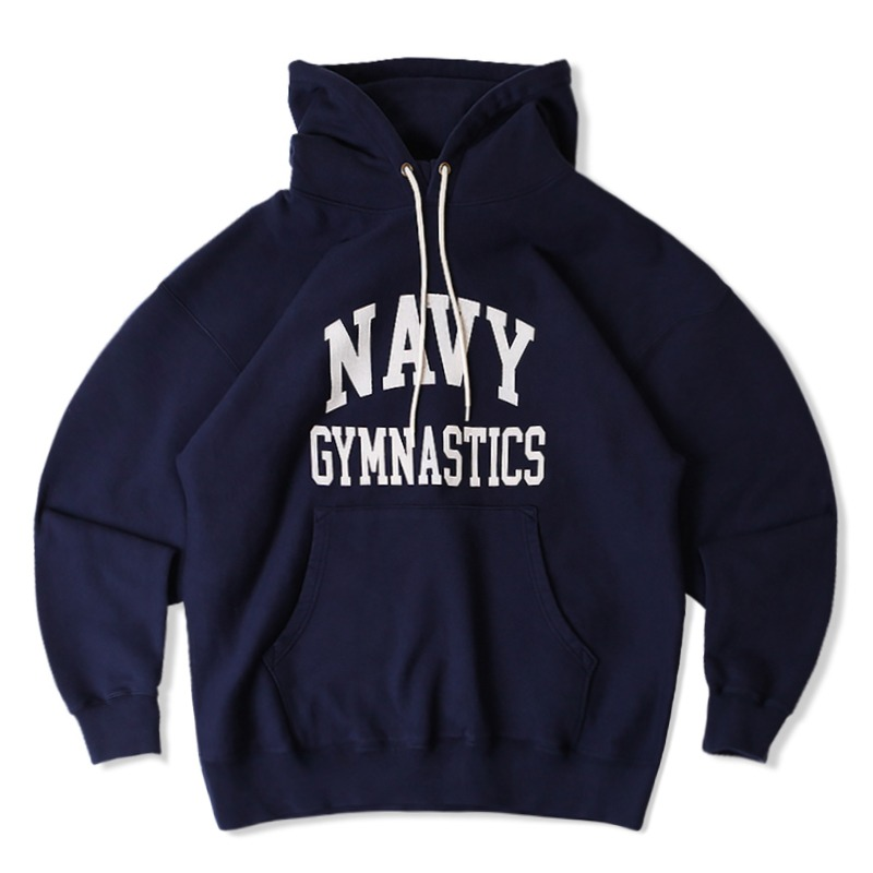 V.S.C HOOD SWEAT GYMNASTICS_NAVY