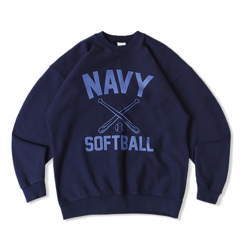 V.S.C SWEAT SOFTBALL_NAVY