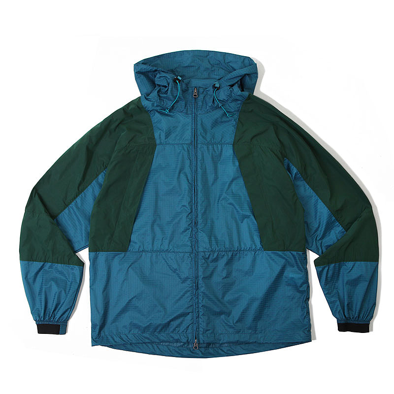 80'S MOUNTAIN PARKA_BLUE 아웃스탠딩 컴퍼니80'S MOUNTAIN PARKA_BLUE